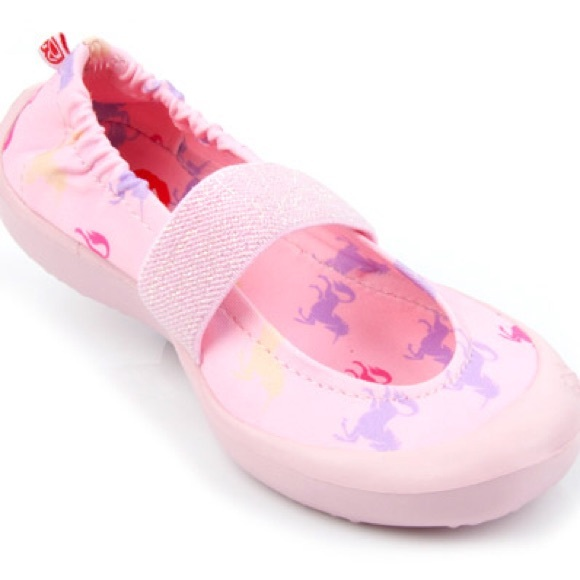 394f22fe9c87 Toddler light pink unicorn print slip on shoes. Boutique. luv footwear